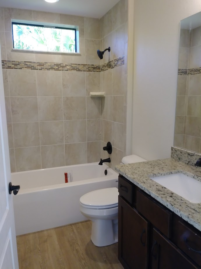 Home Builder bathroom