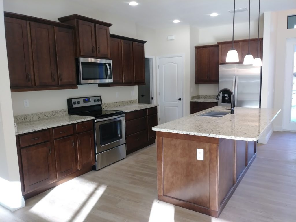 Home Builder kitchen